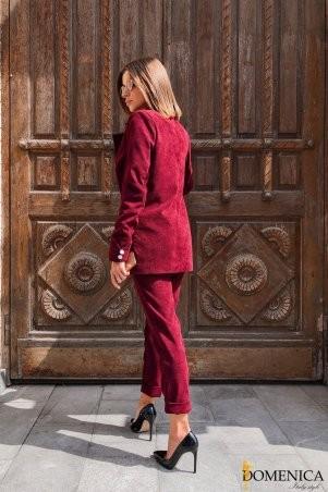 Domenica: Вельветовый брючный костюм - Р 2575 Р2575 - фото 9