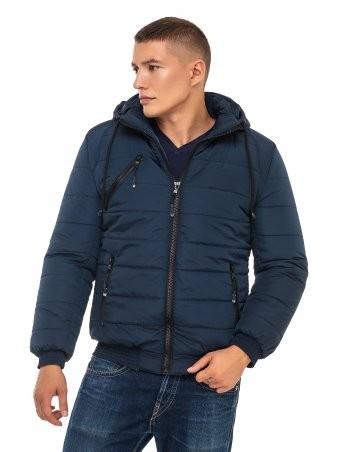 KARIANT: Мужская зимняя куртка Синий Лев синий - фото 1