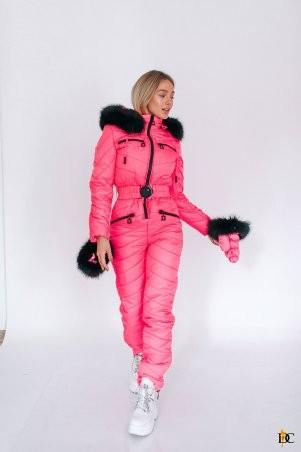 Domenica: Зимний комбинезон с рукавичками и сумкой - Р2346 Р 2346 L - фото 8
