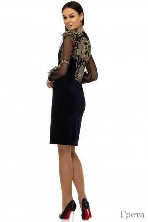 Angel PROVOCATION: Платье ГРЕТА  черный - фото 2