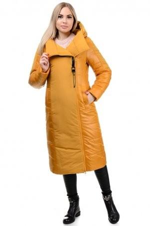 A.G.: Пальто «Сара» 276 горчица - фото 1