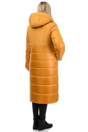 A.G.: Пальто «Сара» 276 горчица - фото 4