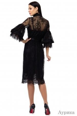 Angel PROVOCATION: Платье-двойка АУРИКА черный - фото 2