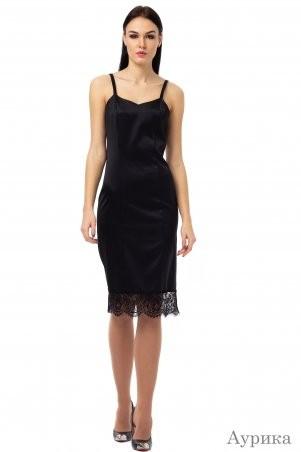 Angel PROVOCATION: Платье-двойка АУРИКА черный - фото 3