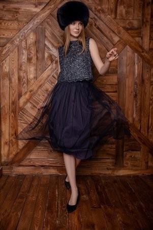 Mila Merry: Комплет ( кружевной топ+юбка) 3-101 - фото 2