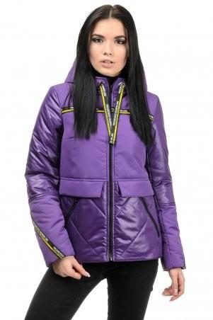 A.G.: Демисезонная куртка «Матиса» 277 фиолет - фото 1