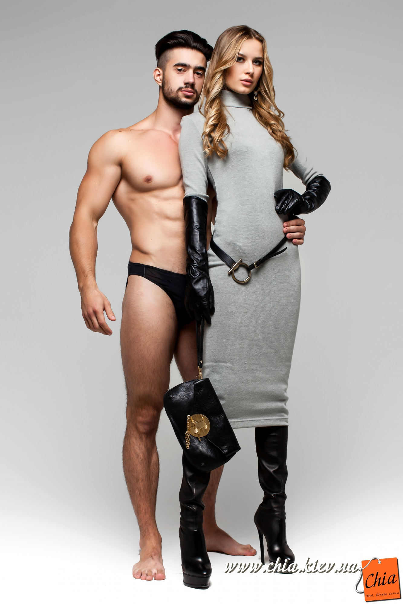 Женская одежда шик доставка