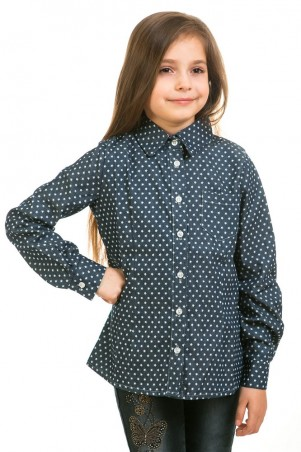 Kids Couture: Рубашка здезды 17-204 172041110 - главное фото