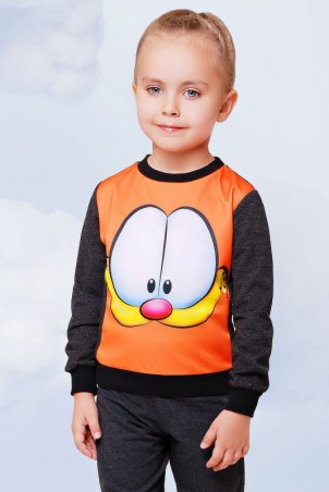 "FashionUp Kids: Свитшот ""Kids"" KF-093 - главное фото"