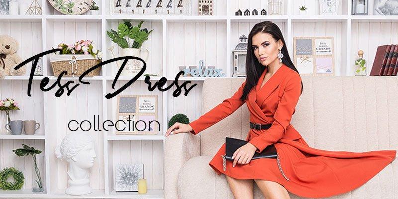 Новая коллекция торговой марки Tess Dress