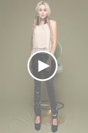 Jadone Fashion: Брюки кожанные Локси - перейти к видео товара