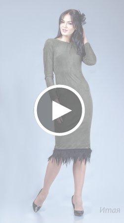 Angel PROVOCATION: Платье Итая - перейти к видео товара