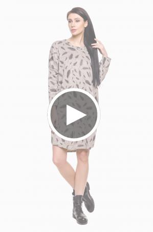 FULL HOUSE: Платье swe17835-6 - перейти к видео товара