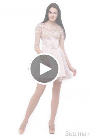 Angel PROVOCATION: Платье + сьемный подьюбник Вишта+ - перейти к видео товара