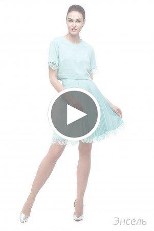 Angel PROVOCATION: Комплект (юбка + топ) Энсель - перейти к видео товара