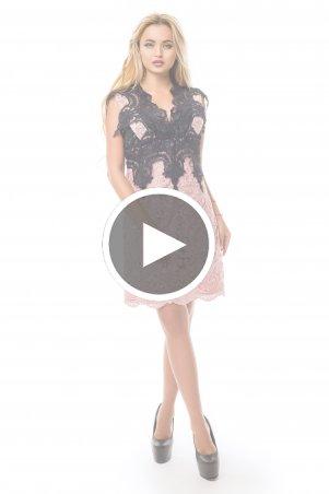 Zuhvala: Платье Инфинити - перейти к видео товара