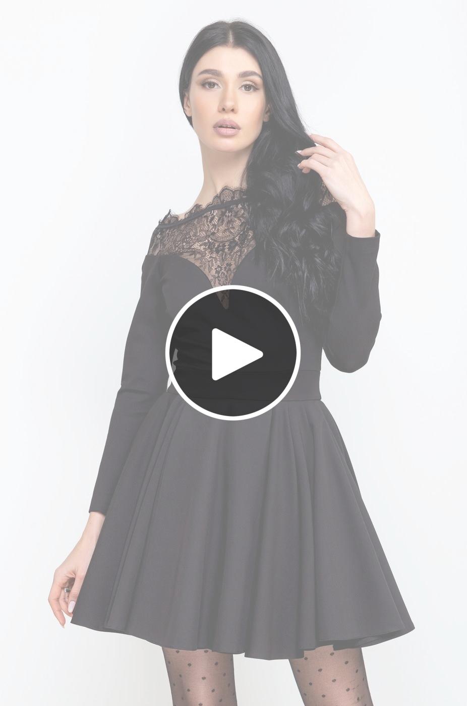 Zuhvala: Платье Мона новое - перейти к видеообзору товара